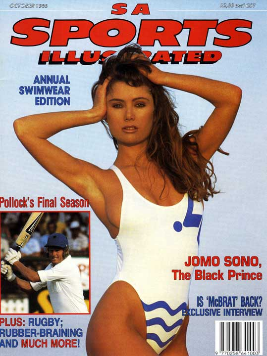 Debbie Cochrane Kropinski: Sports Illustrated